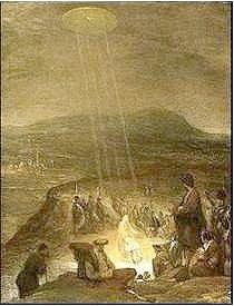 """""""O Batismo de Cristo"""" de 1710"""