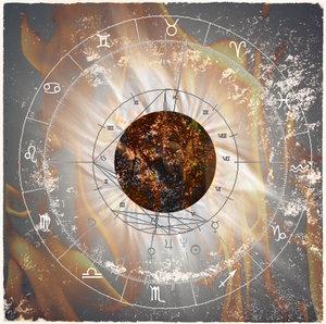 O movimento dos astros influencia no movimento dos seres humanos.