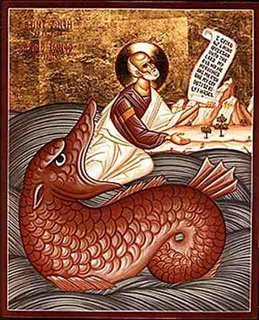 O profeta Jonas exemplifica nossa primeira fase.